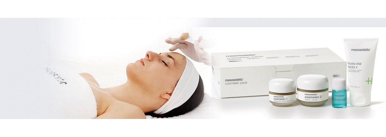 Mesoestetic produkter er baseret på lægelig medicinsk videnskab<br>
