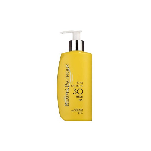 Beauté Pacifique, Solcreme body - Stay Outside 200ml.