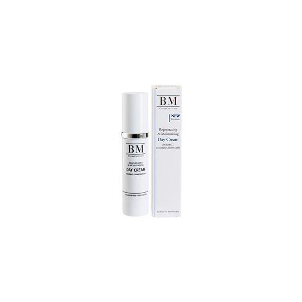 BM Regenerative dag creme normal hud 50ml.