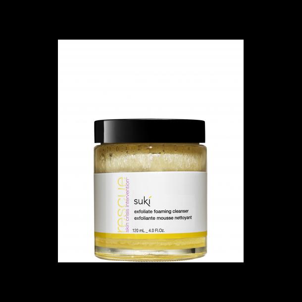 Suki 120 ml exfoliate foaming cleanser