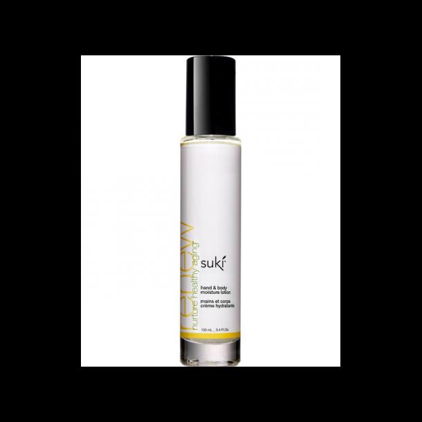 Suki hand & body moisture lotion 100 ml.