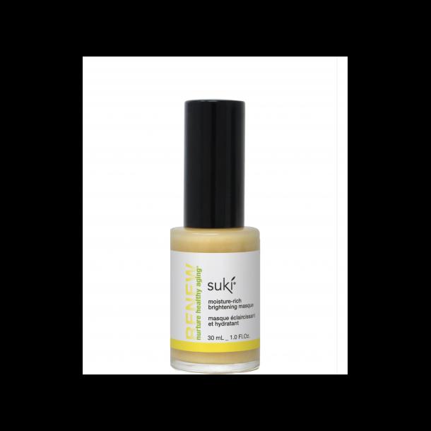 Suki 30 ml. moisture-rich brightening masque