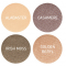 Youngblood mineral pressed eyeshadow quad